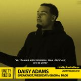 Gamma Man, With Daisy Adams, Int, #UnityRadioDayz, [2019 06 04]