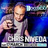 Boccaccio Life  closing party . Dj Chris Niveda