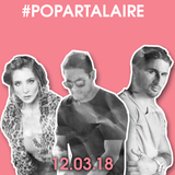 #POPARTALAIRE | 12 MARZO  2018
