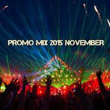 PROMO MIX 2015 NOVEMBER mixed by Gasper