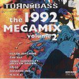 VA - Turn Up The Bass Megamix Vol. 2 (1992)