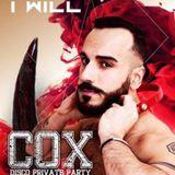 iWill DJ - COX Milano 02 Aprile 2016 // TECH