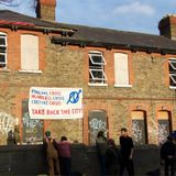 Self organising and the city - Squatting in Dublin panel at Dublin Anarchist Bookfair 2015