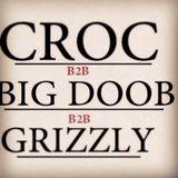 CROC & FRIENDS SHOW SPECIAL MIX BIG DOOB B2B GRIZZLY B2B CROC 015