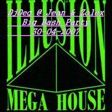 deg @ illusion ground jean & zolex big bash 30-04-2007