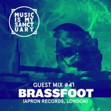 MIMS Guest Mix: BRASSFOOT (Apron Records, London)