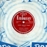 British Rock & Roll Pt4 - Woolworth's Embassy 78s The Kipper the cat show Cambridge 105 Radio 4 Sept