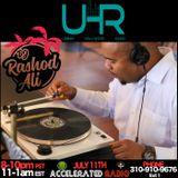 UHR: Dj Rashod Ali: Jake&Papa, Law Lesane 7-11-17
