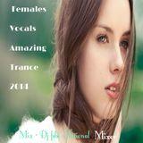 ♡ April Fantastic Females Vocals Amazing ♡ Trance ☮ - Mix DJ fsbi ɪśмαɪℓ мαяαɒσиα 2014 ♡