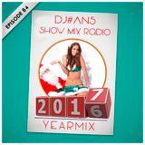 D# Show Mix Radio #84 (YEARMIX BEST OF 2016)