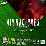 Vibraciones Invasion 06 - Logout 07-11-17