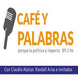 Café Y Palabras / 12 de Junio, 2015