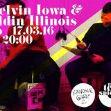 Aldin Illinois & Melvin Iowa / live set / kanonaegass.ch