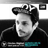 Circles Digital Label Podcast #58  Microesfera