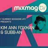 2013-08-13 - Kim Ann Foxman @ F Summer Sessions #11 (F12, Stockholm)