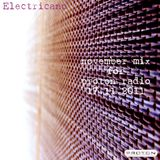 Electricano - November mix for Proton Radio [17.11.2011]