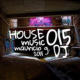 house music 015. 2015 - mauricio g, dj