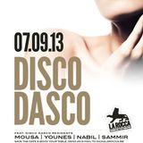 dj Younes @ La Rocca - Disco Dasco 07-09-2013 p1