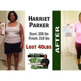 Harriet Parker lost 40lbs on Lee Haney's 60 Day Weight Loss Challenge