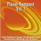 Doran Chambers - Planet Rampant Volume 1 from Original CD Release