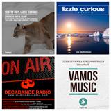 LIZZIE CURIOUS - DECADANCE RADIO - FEBRUARY 2018