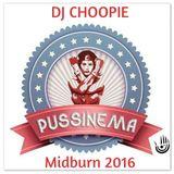 PUSSINEMA  Midburn  2016