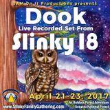Dook - Slinky 18 Live - April 2017