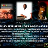 "Afreeka And Lovella Ellis On ""Conversations On The Reggae Show"""