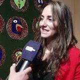 Mirada de Artista-Nota a Rocio Agüero Jefa del programa San Luis Pinta