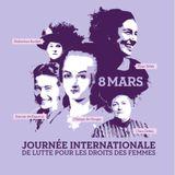 La Midinale de Sébastien Brossard -  journée internationale de lutte pour les droits des femmes