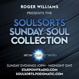 The Soulsorts Sunday Soul Collection on Starpoint Radio - 1st September 2019