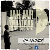 """THE LEGEND"" mixtape by GIAJAHMAN from JAH JAH VIBRATIONS SOUND"