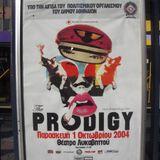 The Prodigy - Live @ Theatro Lykavittou, Athens, Greece (1st Oct. 2004)