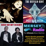 29th April 2019 Chris Currie presents on Mersey Radio