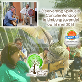 Sfeerverslag Spiritueel Consultdag Limburg Lavendel | De Spirituele Wereld | 16 mei 2016