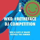 WKD #BeTheFace - Scadee