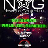 Raul de Almeida @ ANGLIAI MAGYAR RÁDIÓ // New Star Generation Podcast
