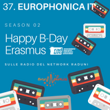 HAPPY 30th BIRTHDAY ERASMUS 14.06.2017