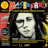 MashuParty #50 - DJ Surda & Sick-O (MashCat Team) - PopBar Razzmatazz (2016/06/18)