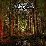 Astropolis mixtape #2016