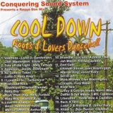 Conquering Sound System Mix CD Cool Down 2002