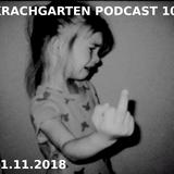 """Krachgarten Podcast 010: """"Eine Herzenssache kommt selten Allein"""""""