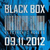 Oliver Rosemann (Live PA) @ Black Box - Bitterfeld - 09.11.2012
