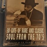 UNIVERSAL SOUL BROTHER - 30 Cuts Of Rare And Classic Soul From The 70's (Part. 2) Mixed In 2002
