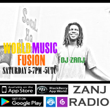 World Music Fusion with DJ Zanj Rracc | Nov.24.2018 | Dancehall Jamaica Fusion