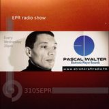 Electronic Player Rec. Radio Show(May 31. 2017)- Pascal Walter
