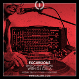 Excursions #55 • With DJ Gilla • Recorded Live On Balamii • December 2017