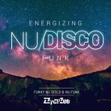 Energizing Nu-Disco Funk - Funky Nu Disco Summer House Mix 2017