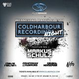 Dave Neven - Live at Coldharbour Night, Club Space Miami