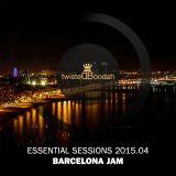 Barcelona Jam 1 – TB Essential Session 2015.04